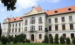 A Státus-főgimnázium épülete Marosvásárhelyen – Fotó: maszol.ro
